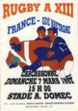 1993 FRANCE v GREAT BRITAIN
